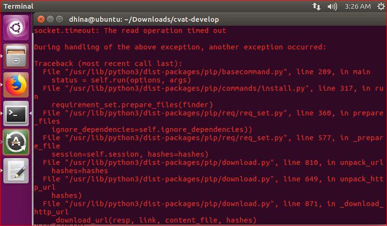 how to install opencv in ubuntu 16.04 using terminal