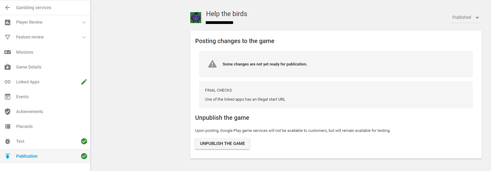 Error after publishing my game on googleplay · Issue #452