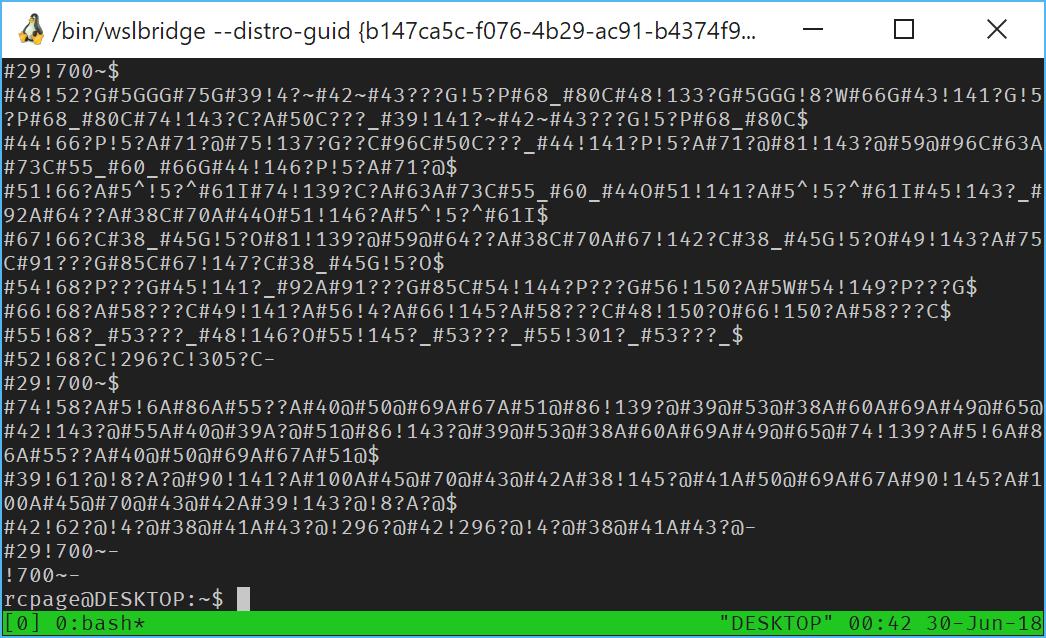 TMUX eats SIXEL DCS header · Issue #1388 · tmux/tmux · GitHub