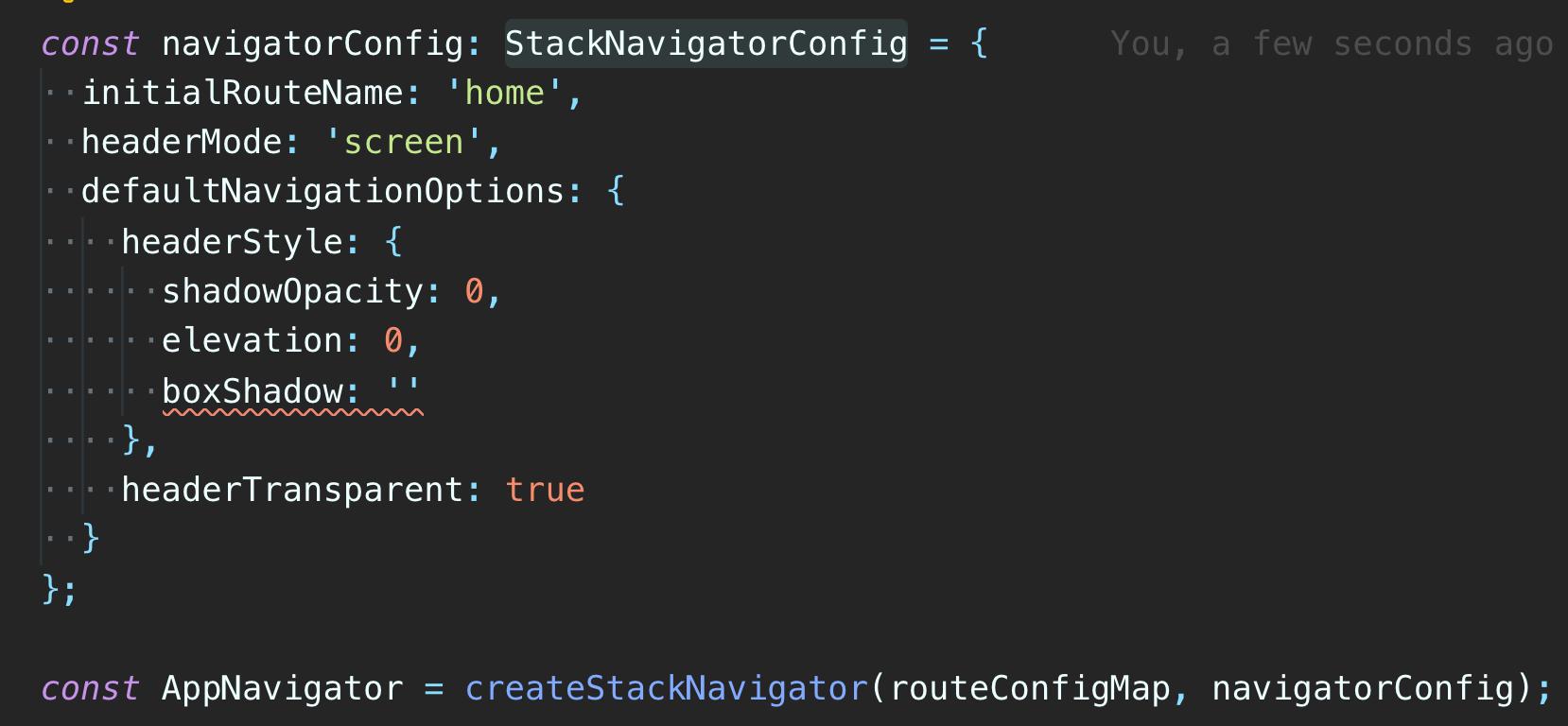 react-navigation ( React Navigation )