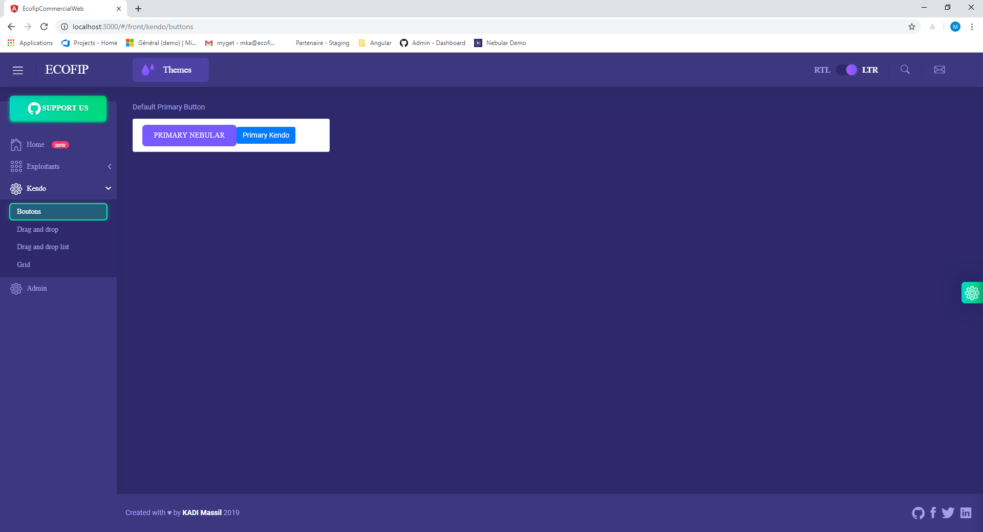 Problem compatibility between Nebular Bootstrap and Kendo UI