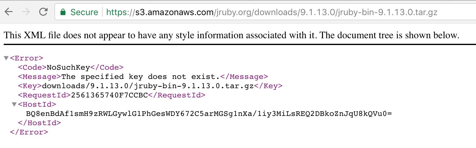 jruby 1.6.7.2