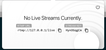 No Live Streams While ffmpeg is streaming live · Issue #9