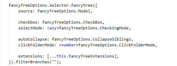 fancytree - Bountysource