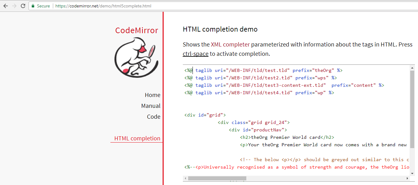 Tag Is Not Getting Code Colored In Applicationx Ejs Mode Issue