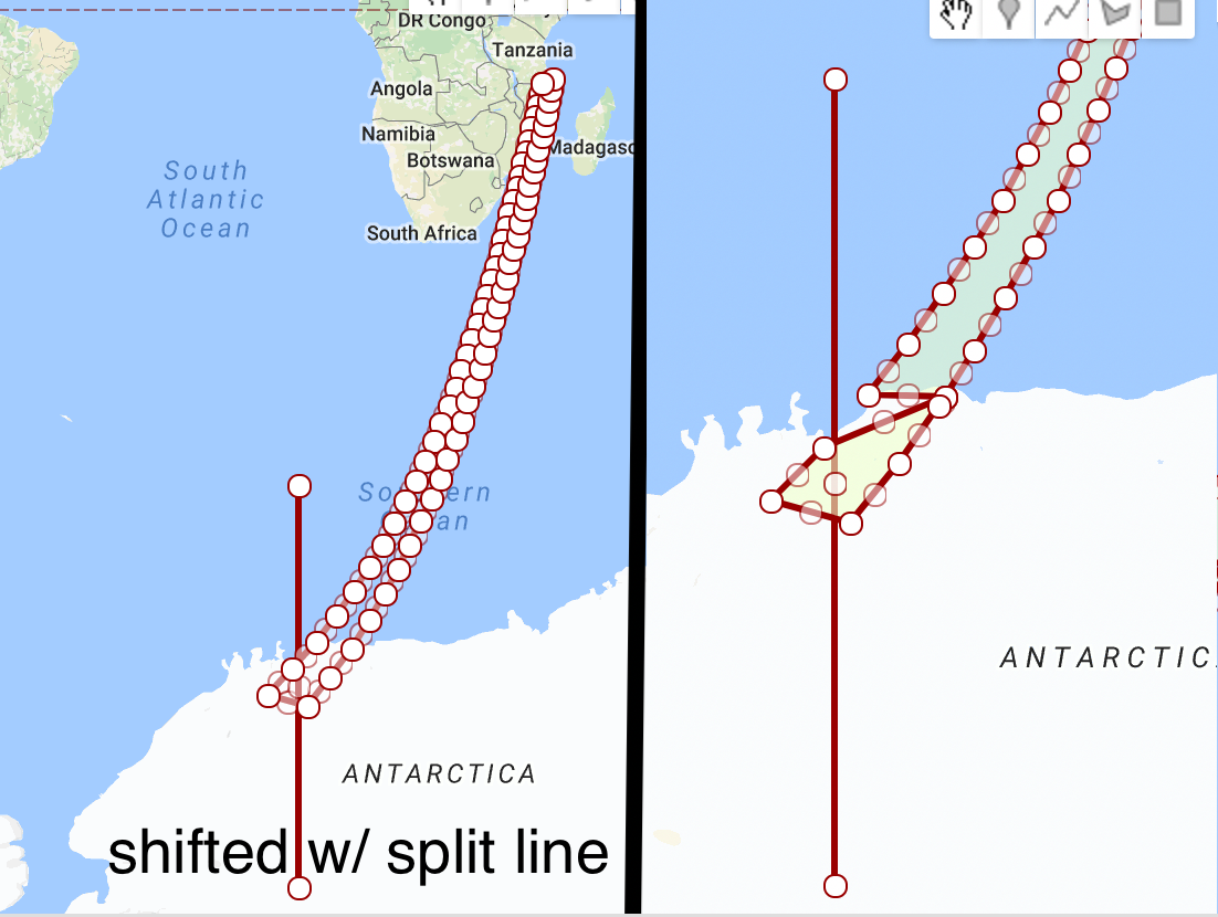Can not split anti-meridian crossing polygon · Issue #495