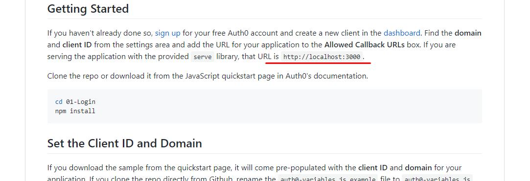 SPA JavaScript: Mismatch in callback URL displayed  · Issue #6543