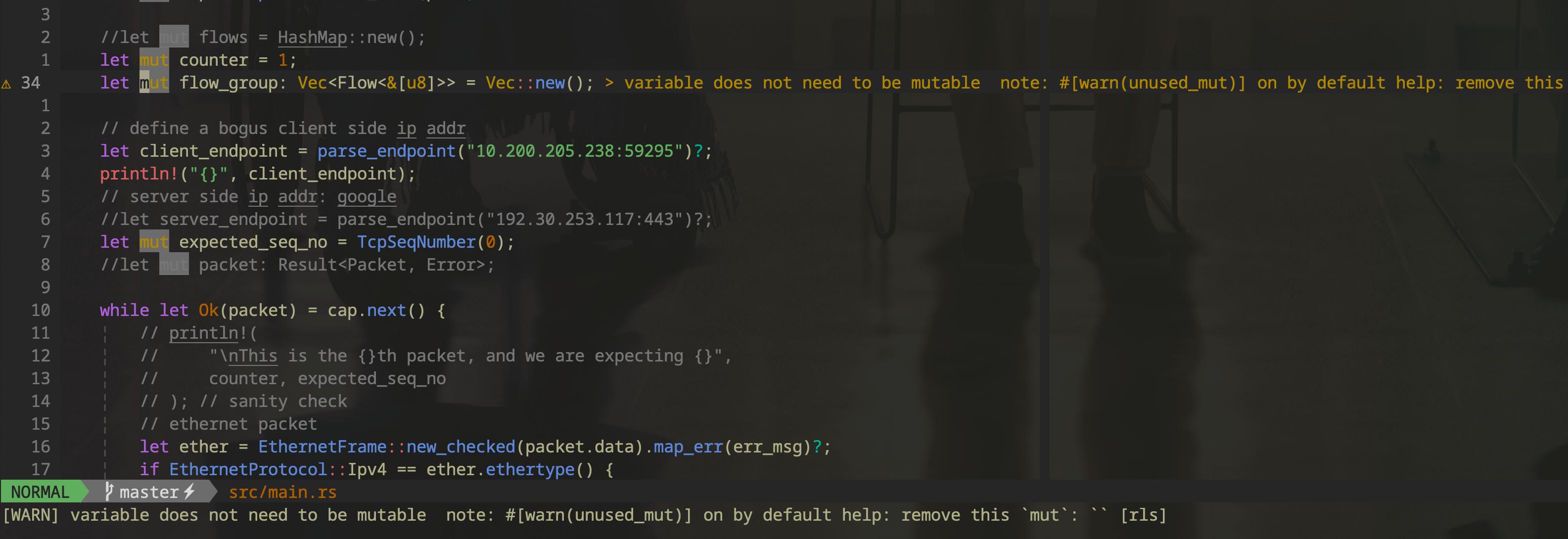 line breaks still show up in virtualtext · Issue #2476 · dense