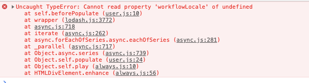 Cannot read property 'workflowLocale' of undefined · Issue #242