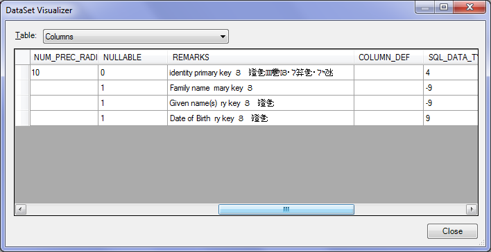 UnicodeDecodeError - pyodbc cursor columns · Issue #328