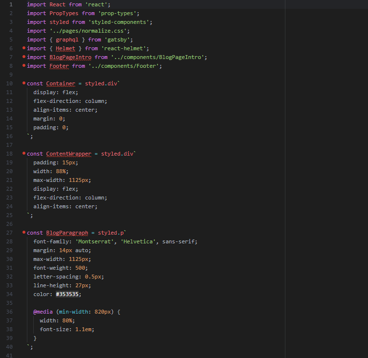 One Dark Syntax colors suddenly changed · Issue #18307