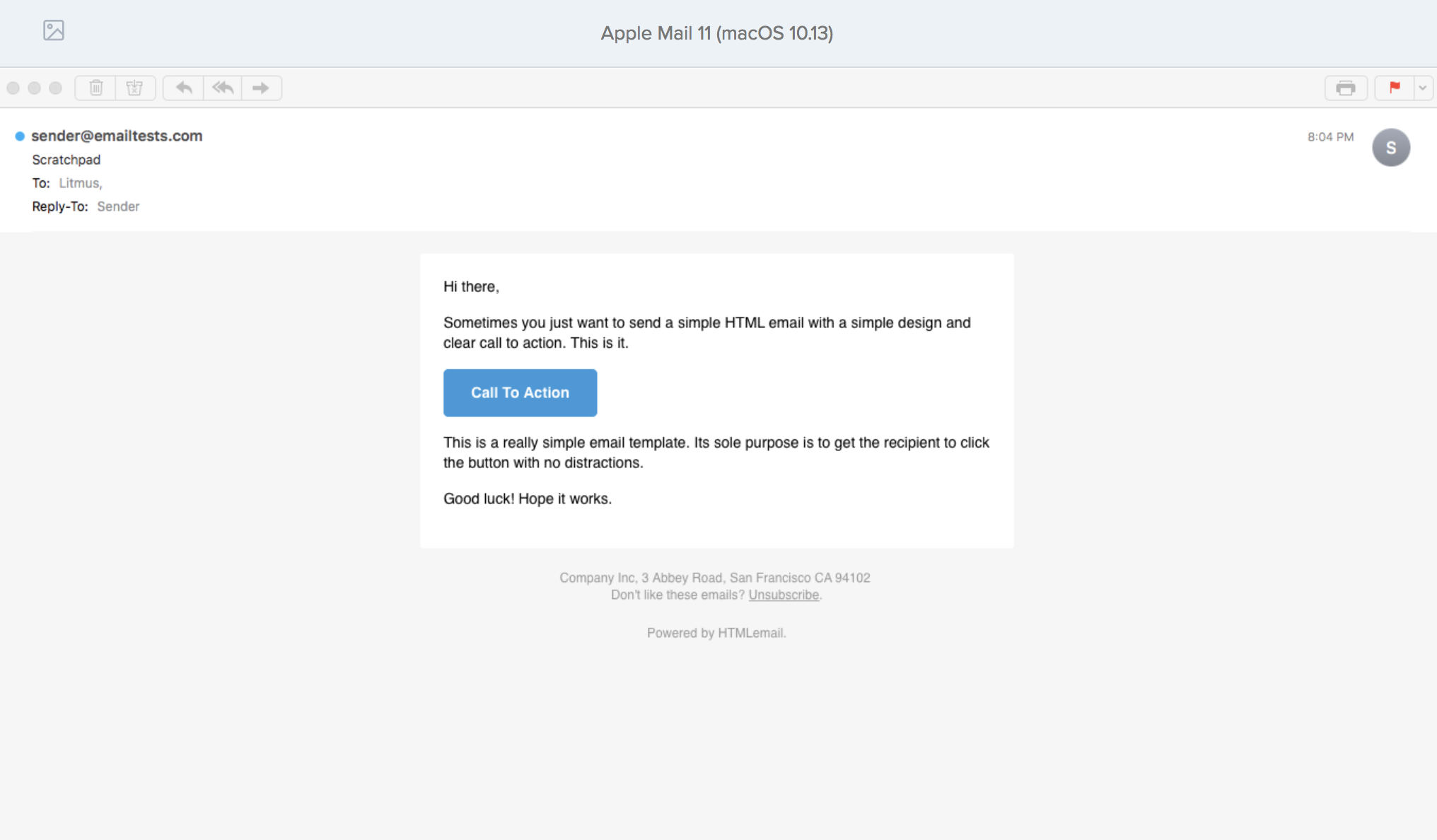 Content Not Centered On Mac Os Mail Issue 74 Leemunroe Responsive Html Email Template Github