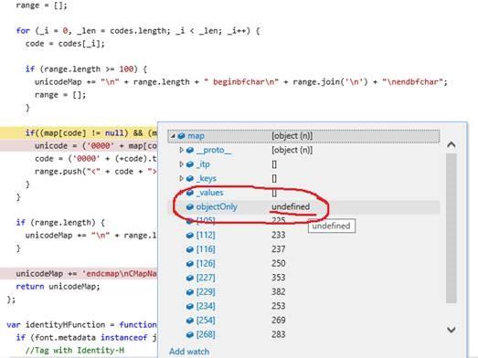 Error in IE when user custom font · Issue #2293 · MrRio
