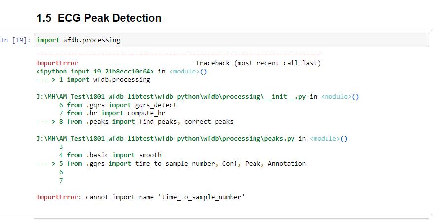Demo 13,14,15 Failed · Issue #92 · MIT-LCP/wfdb-python · GitHub