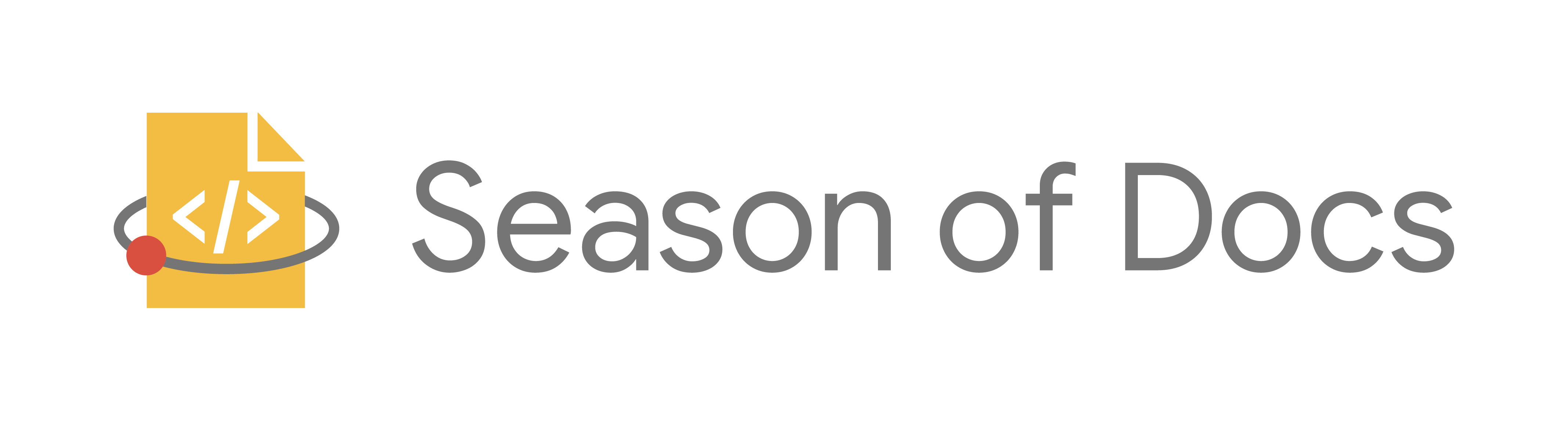 Season of Docs logo