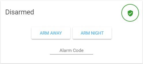 Keypad or Number no longer appear in Lovelace or Frontend UI for