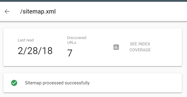 google search console thinks sitemap xml is html issue 562