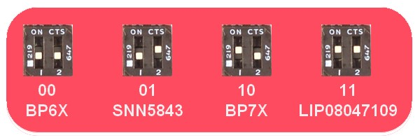 pijuice battery dip switches