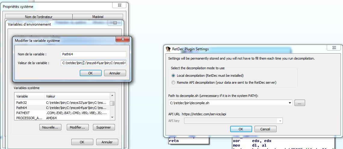 IDA plugin refuses to decompile (