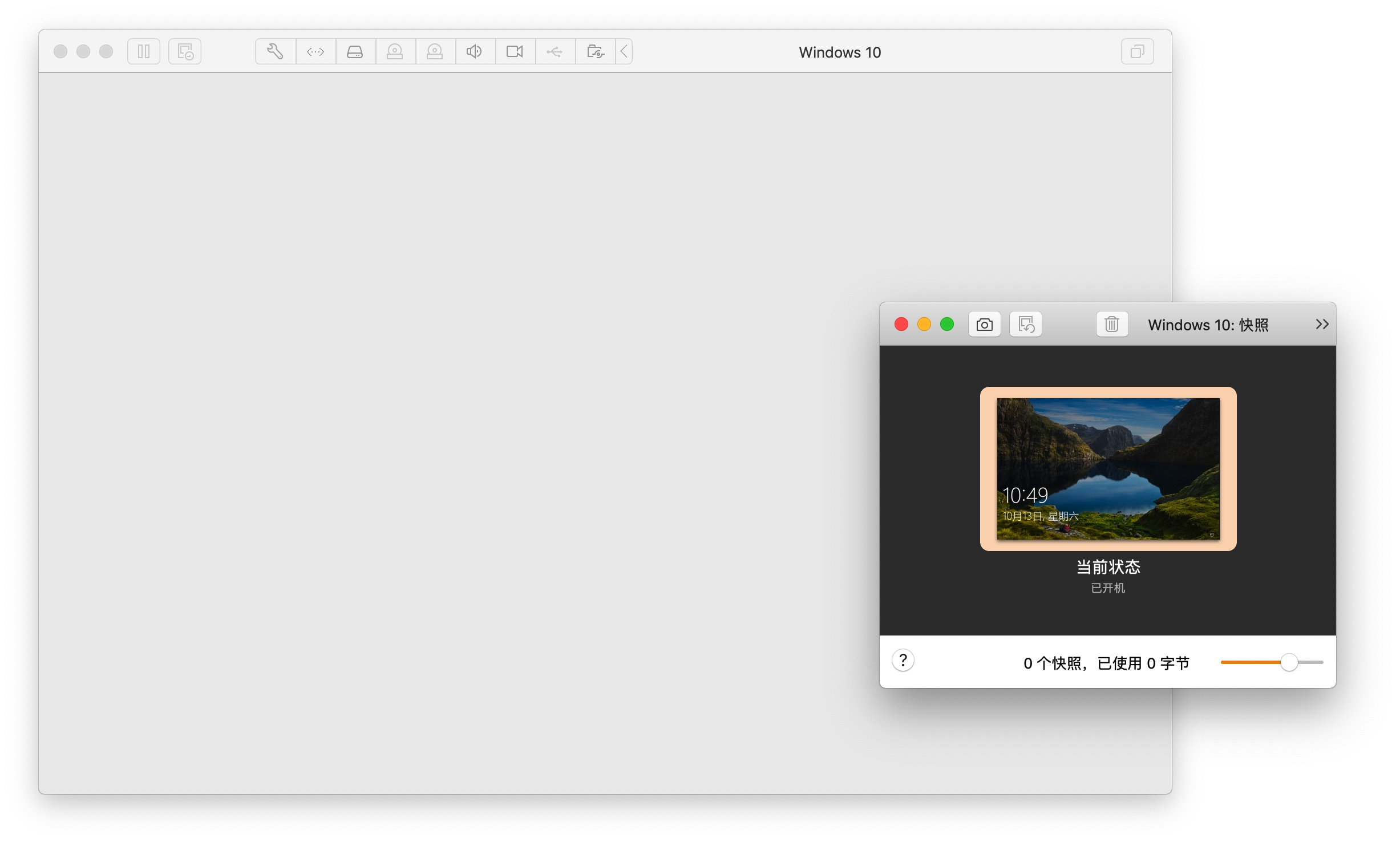 VMware Fusion 10 works abnormally with Gray · Issue #42