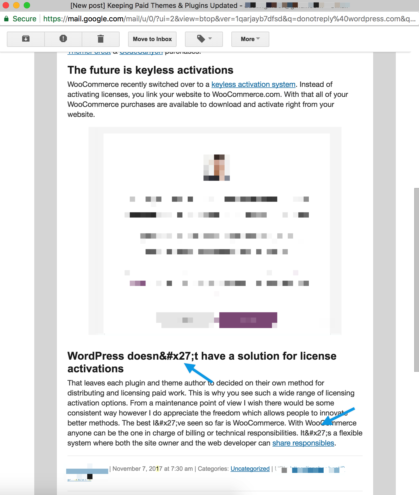 Subscriptions: Apostrophe converts to unicode in emails when post is