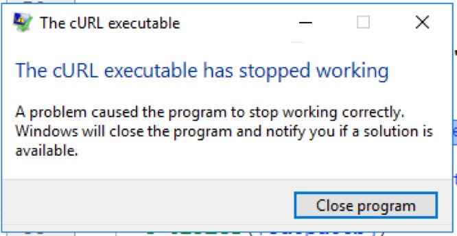 Crash on windows 64 bits / 4Dv15 R5 · Issue #5 · miyako/4d