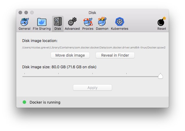 Developers - Docker qcow2 never shrinks - disk space usage