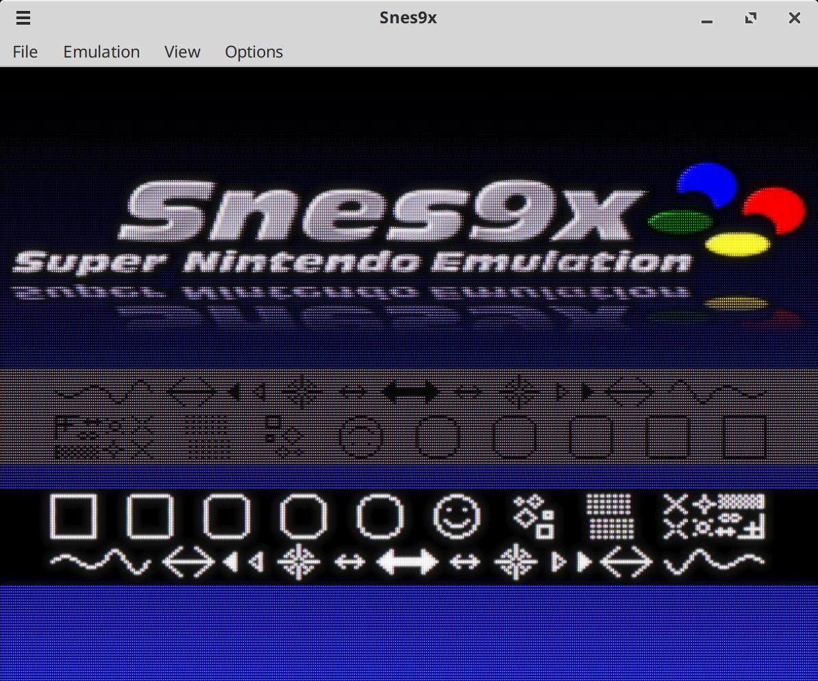 Snes9x 1 56ish · Issue #297 · snes9xgit/snes9x · GitHub