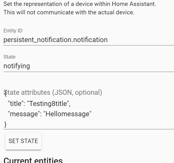 persistent_notification not displaying message · Issue #10393 · home