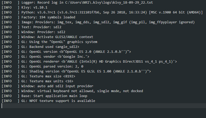 No Text Render · Issue #5949 · kivy/kivy · GitHub