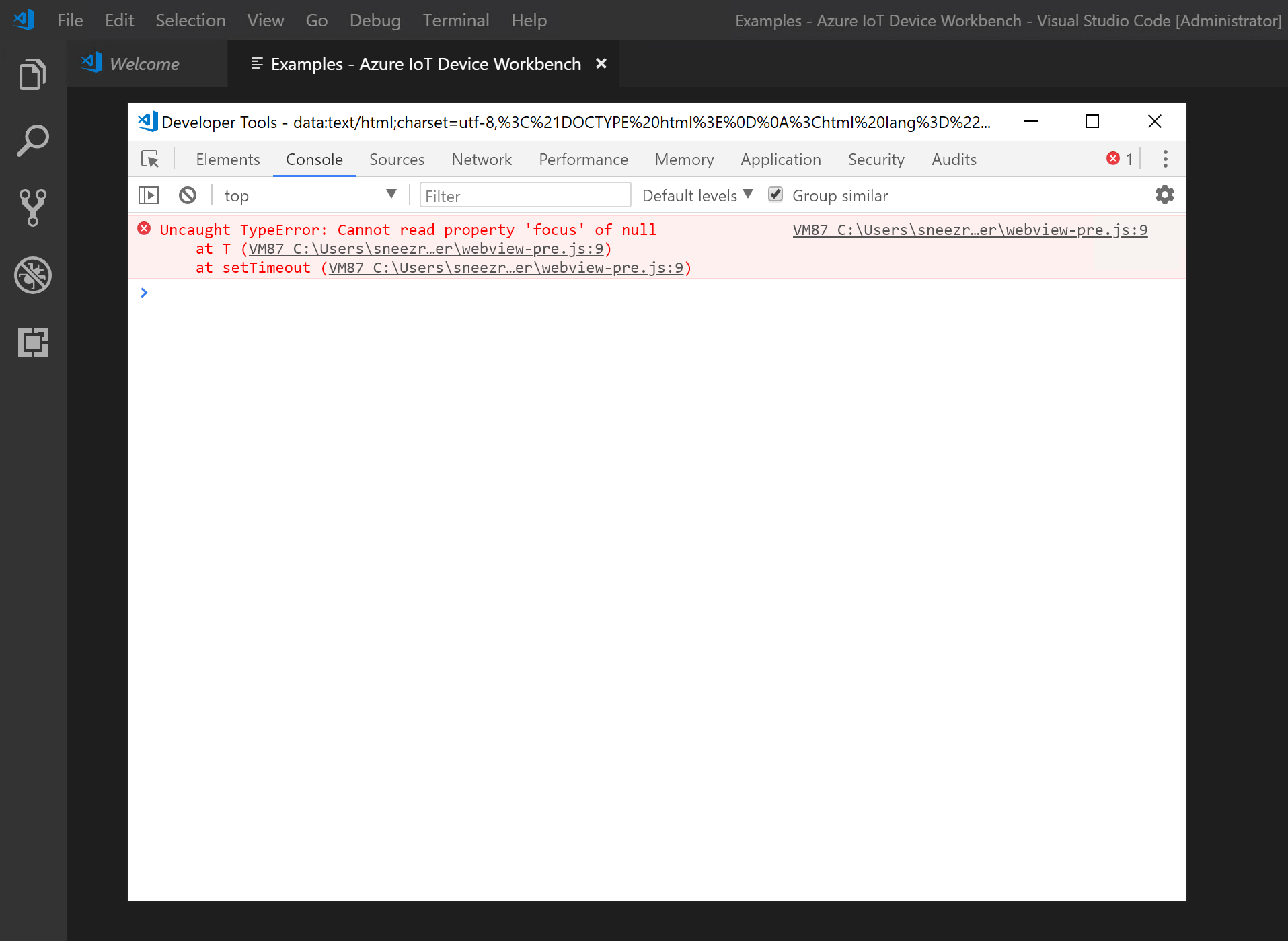 Sometimes Webview iFrame never load · Issue #70809