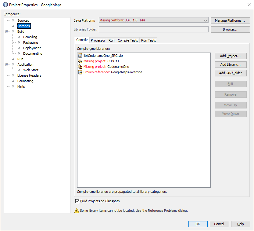 uses unchecked or unsafe operations recompile with xlint