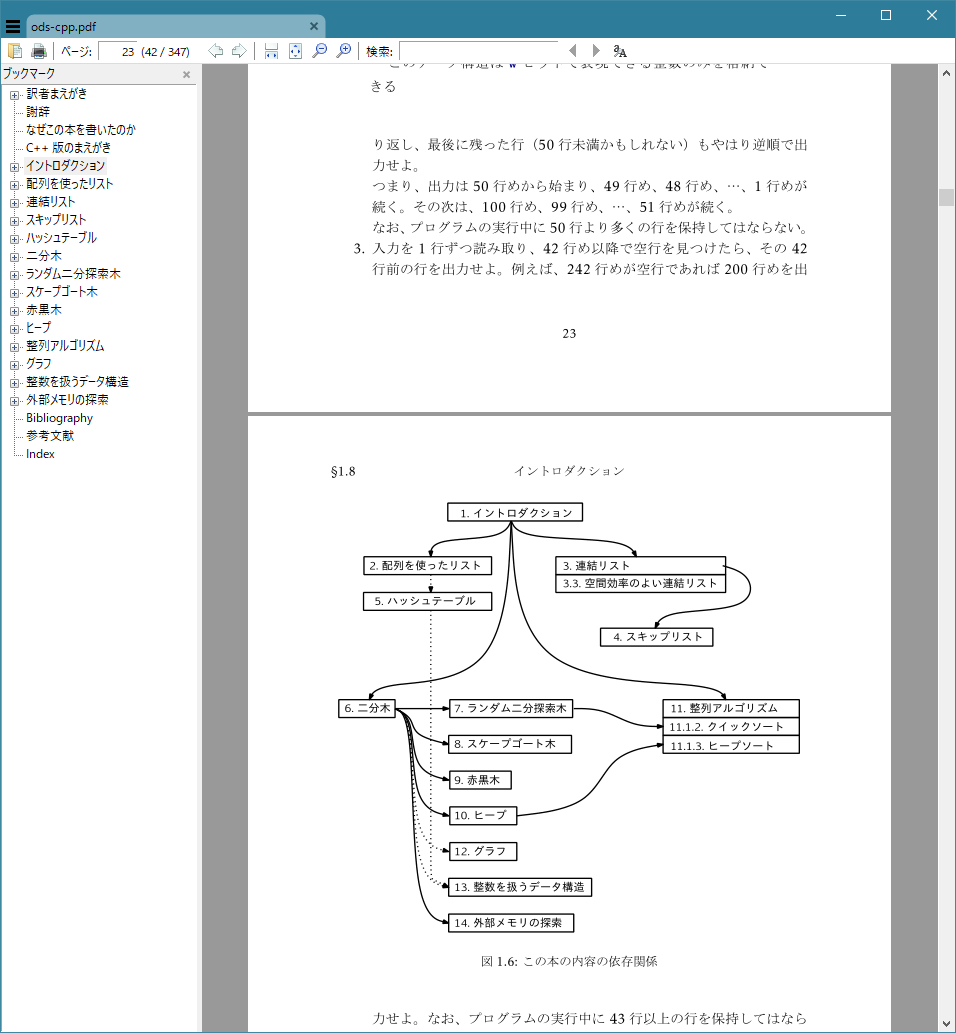 Mac の preview や acrobat で PDF ファイルを開くとエラー