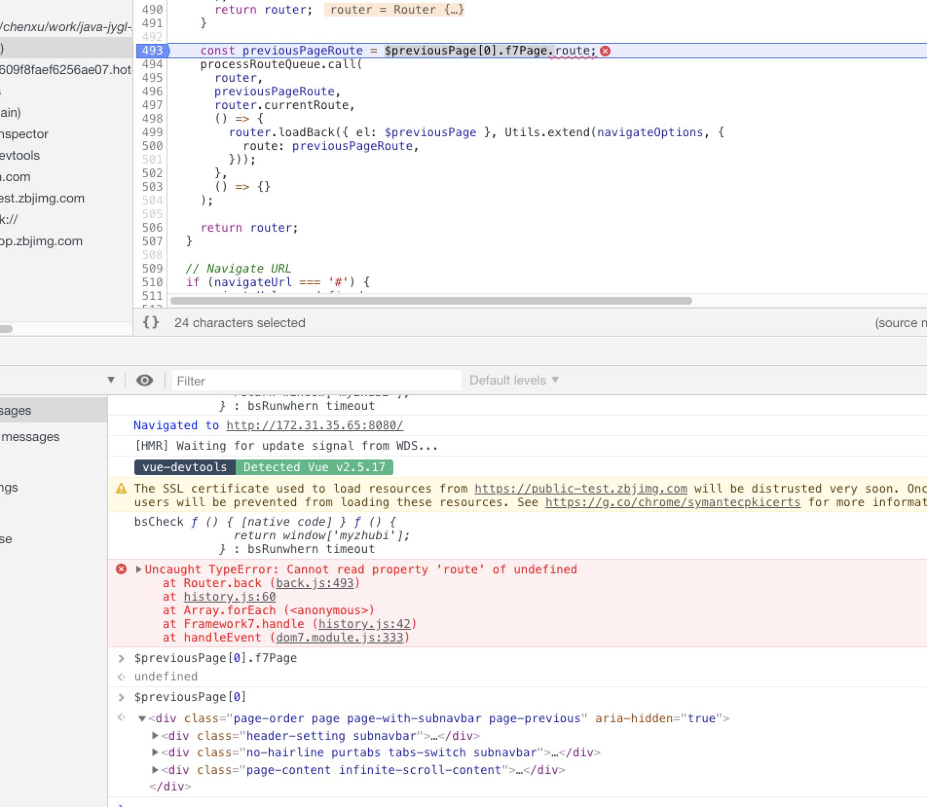 route back donot work · Issue #2868 · framework7io/framework7 · GitHub