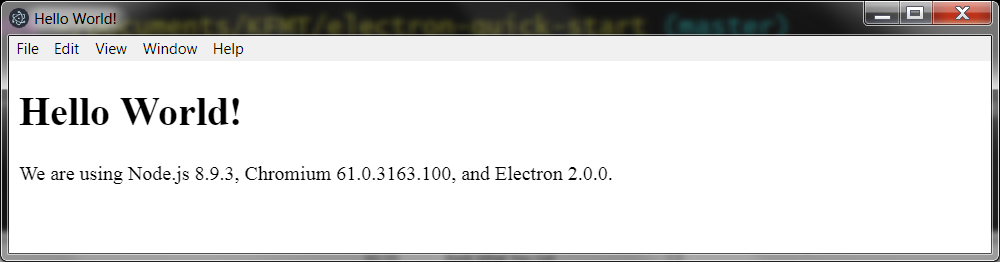 Electron 3 0 2 not run in linux mint 17 3 xfce · Issue