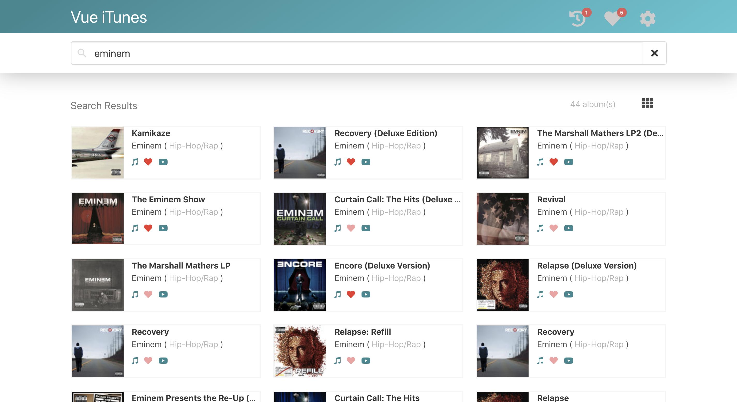 vue-itunes-album-search-bookmark
