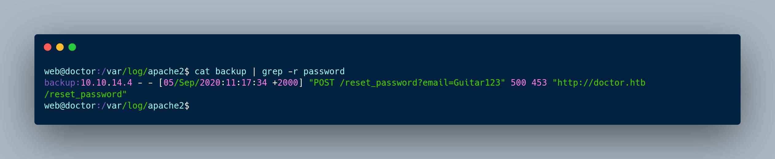 password_found