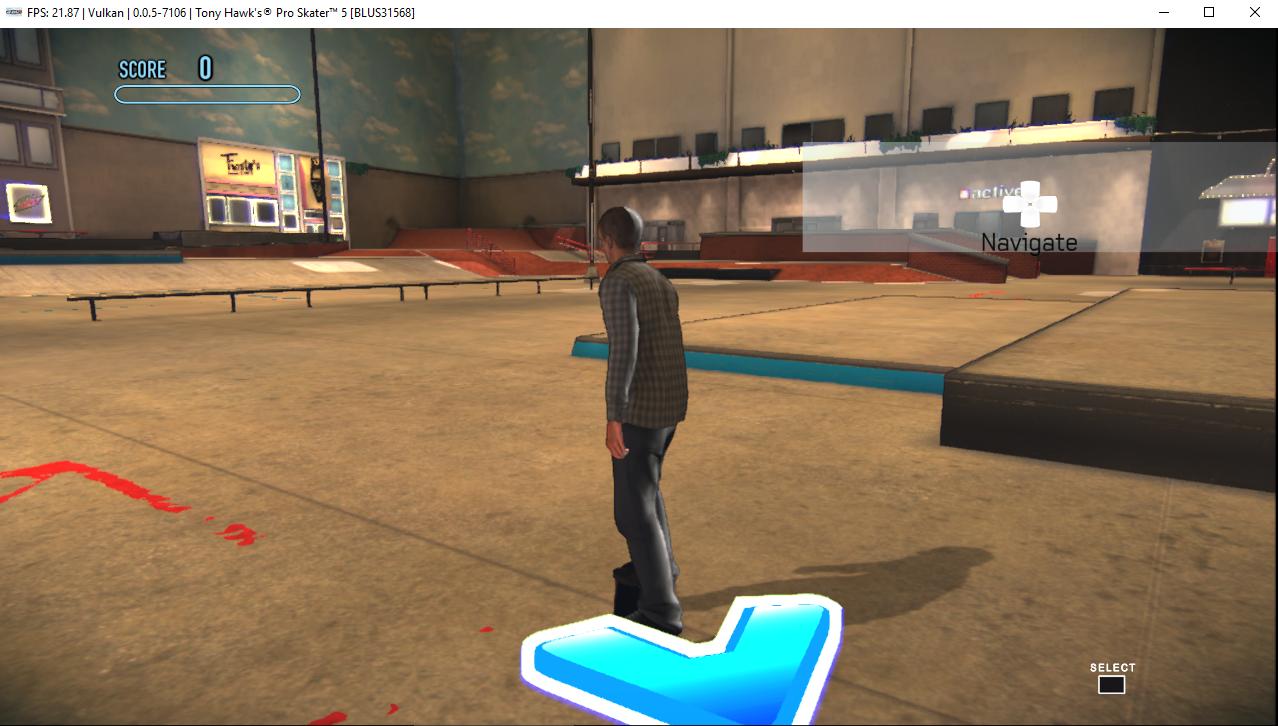 Tony Hawk Pro Skater 5 30 FPS Audio Problem · Issue #4907 · RPCS3
