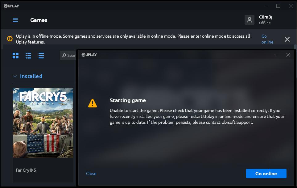 Far Cry 5 (552520) · Issue #2356 · ValveSoftware/Proton · GitHub