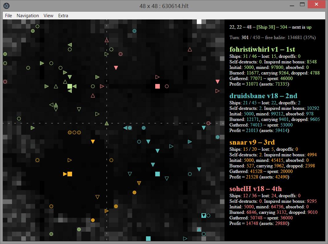 Fluorine Screenshot