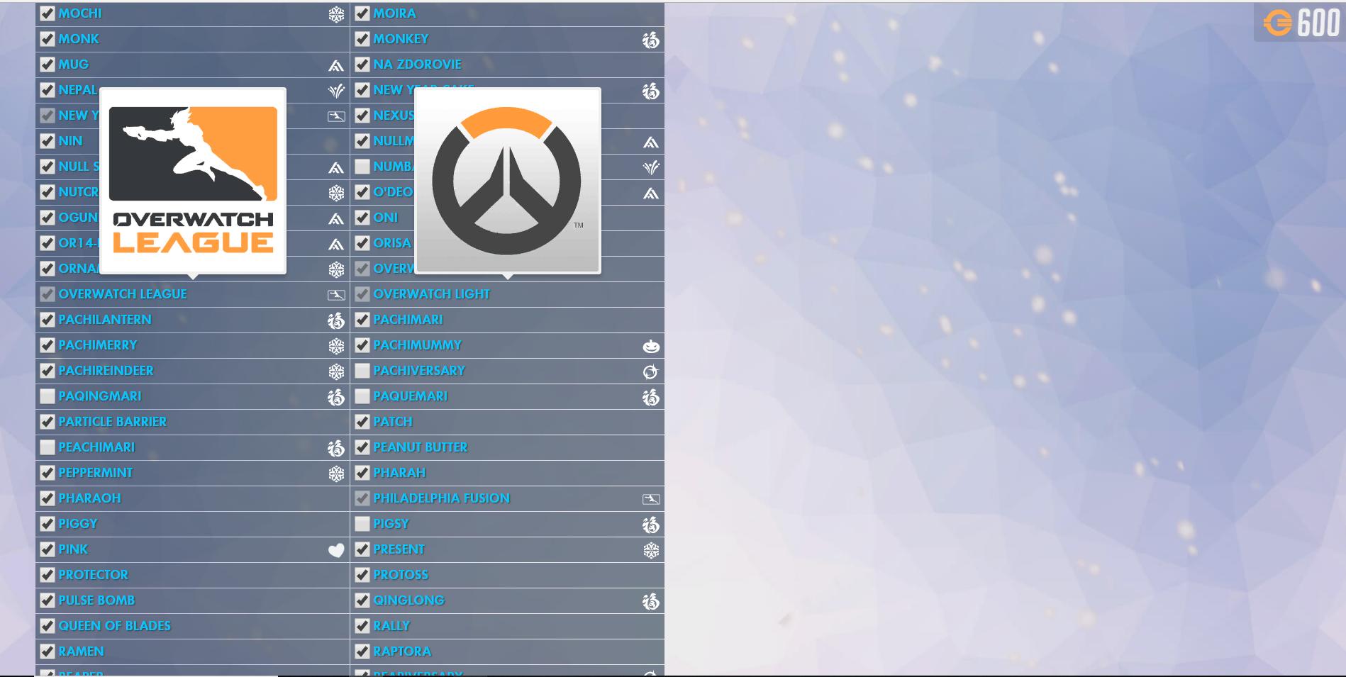 Overwatch-Item-Tracker - Bountysource