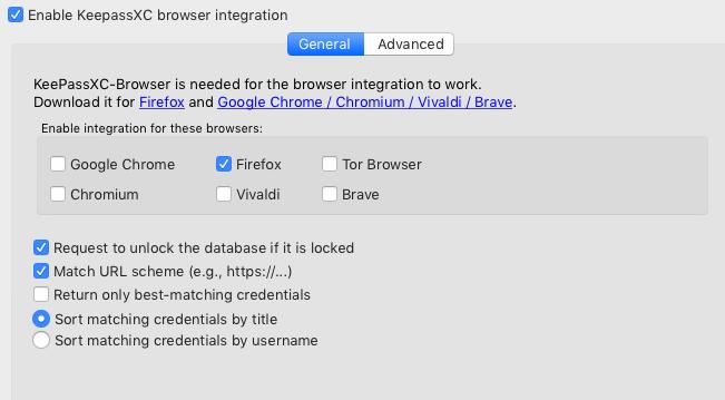 No logins found - Firefox · Issue #535 · keepassxreboot