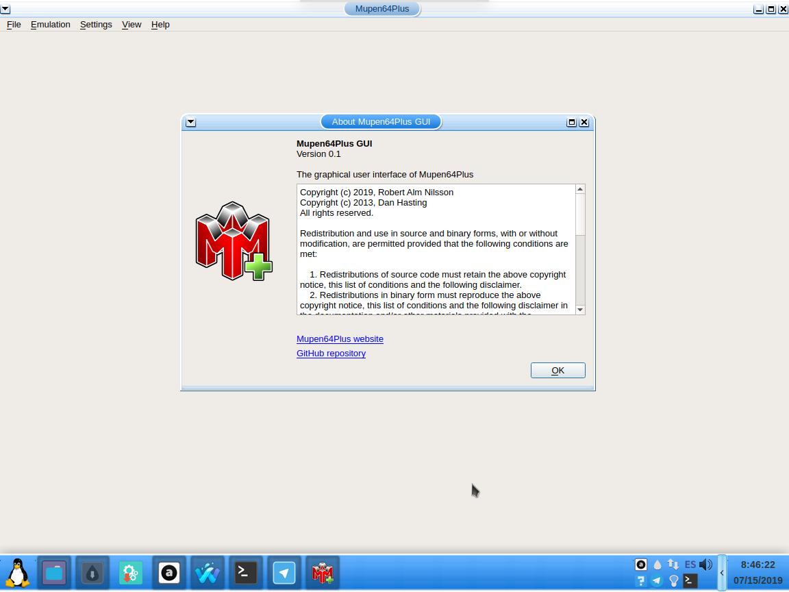 ld unrecognised emulation mode elf_i386