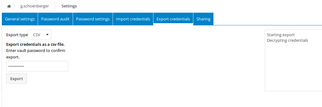 export to csv doesn't finish · Issue #264 · nextcloud