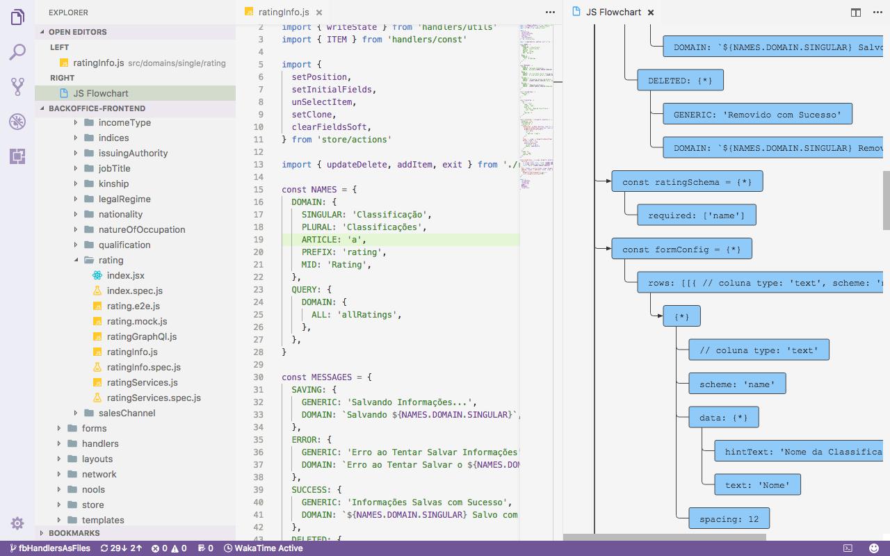 GitHub - Bogdan-Lyashenko/js-code-to-svg-flowchart: js2flowchart - a