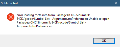 Error loading meta info from * tmPreferences · Issue #1750