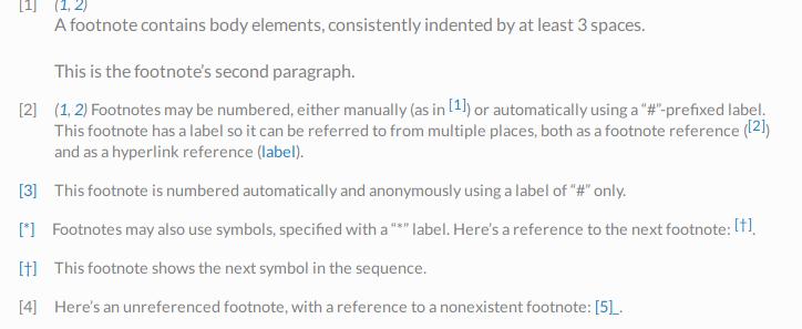 aragraph Level Markup — Read the Docs Sphinx Theme 0.4.3 documentation