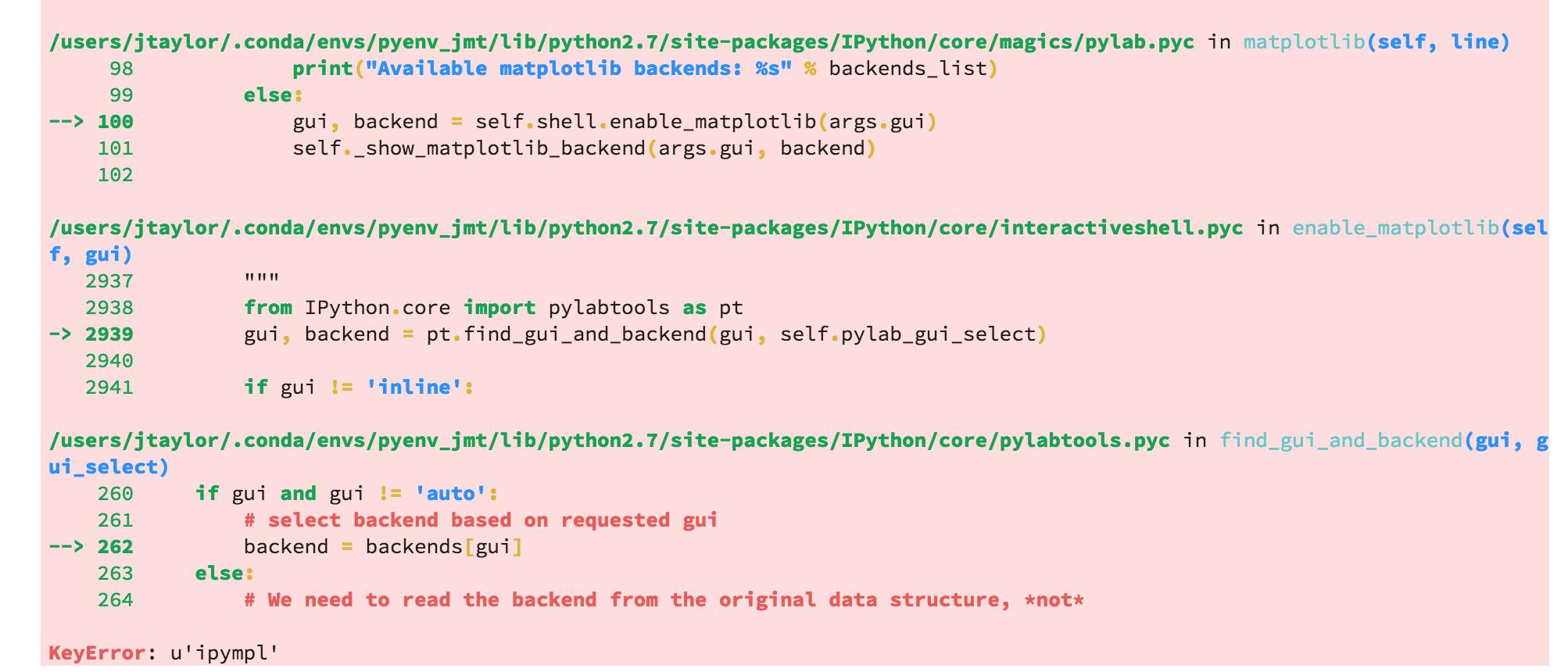 Support Interactive Matplotlib · Issue #2761 · nteract