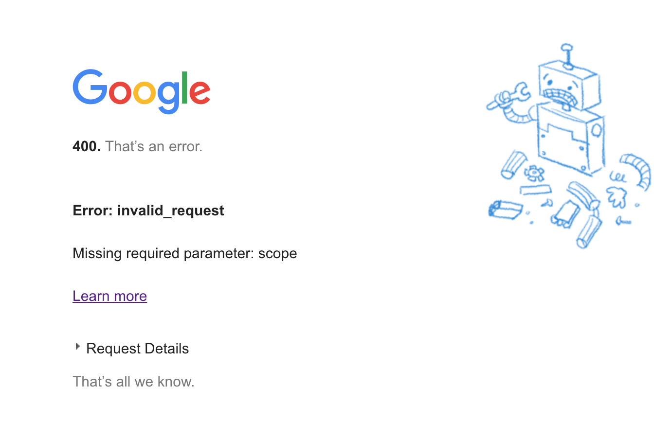 passport-google-oauth - Bountysource
