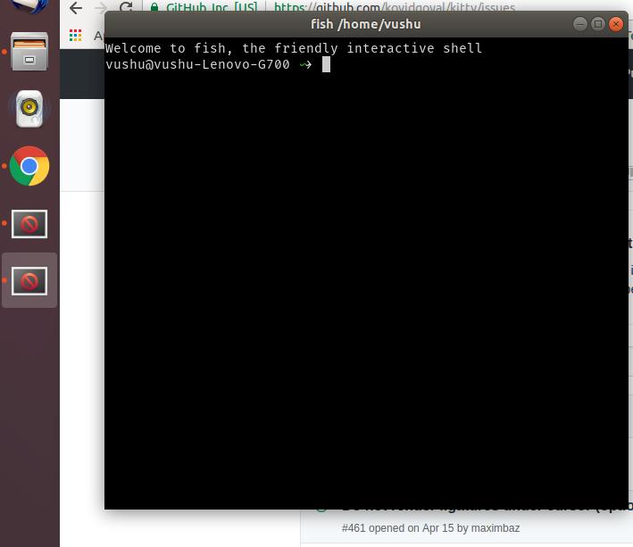 Installing for ubuntu · Issue #642 · kovidgoyal/kitty · GitHub